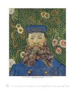 Vincent van Gogh 2017. Kunst Art Kalender