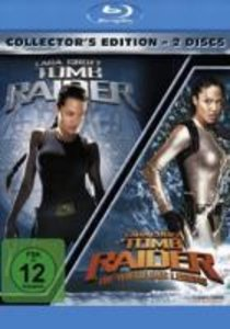 Tomb Raider+Tomb Raider-Die Wiege de (Blu-ray)