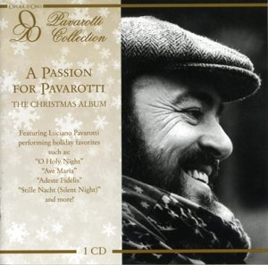A Passion For Pavarotti-The Christmas Album