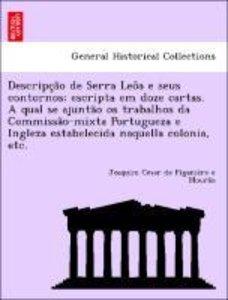 Descripc¸a~o de Serra Leo^a e seus contornos; escripta em doze c