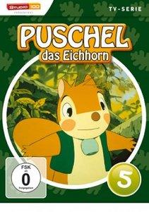 Puschel das Eichhorn DVD 5