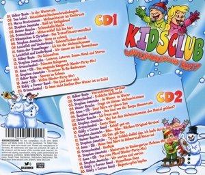 Kids Club/Winterwunderland Party 2015