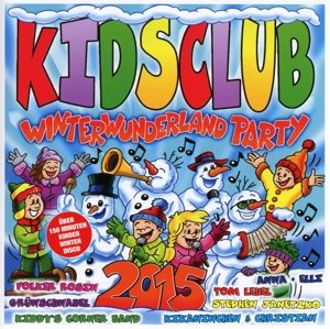 Kids Club/Winterwunderland Party 2015