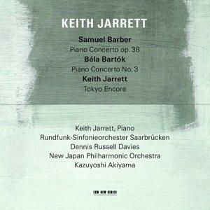 Samuel Barber / Bela Bartok