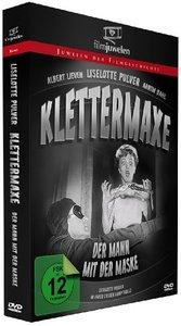 Klettermaxe - Der Mann mit der Maske (Filmjuwelen)