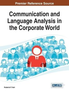 Communication and Language Analysis in the Corporate World