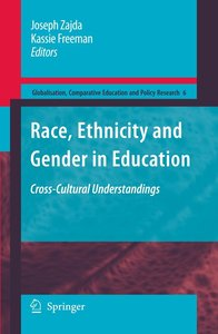 Race, Ethnicity and Gender in Education