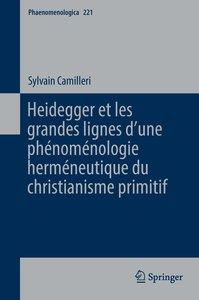 Heidegger et les grandes lignes d'une phénoménologie herméneutiq