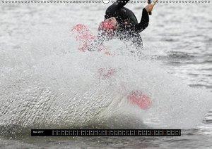 Wakeboarding (Wandkalender 2017 DIN A2 quer)