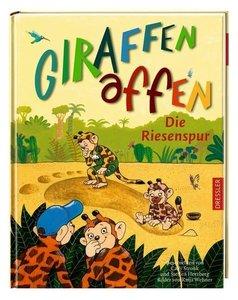 Giraffenaffen 04 - Die Riesenspur