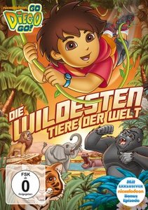 Go Diego Go! - Die wildesten Tiere der Welt