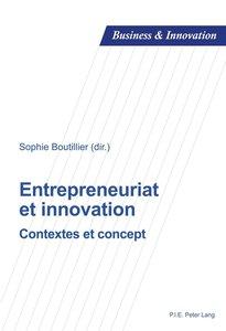 Entrepreneuriat et innovation