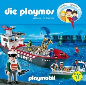 Die Playmos 11. Alarm im Hafen