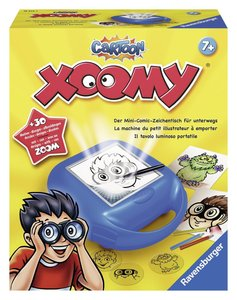 XOOMY® Cartoon Fashion Designer/Xoomy® Midi
