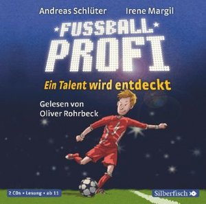 Fußballprofi. Ein Talent Wird Entdeckt