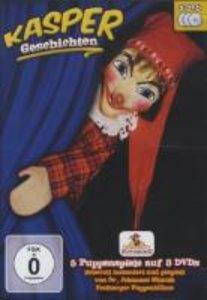 Kaspergeschichten Kasper Und...5 Puppenspiele