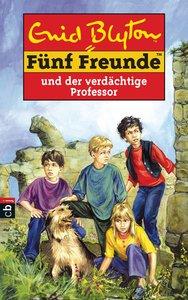 Fünf Freunde 36. Fünf Freunde und der verdächtige Professor