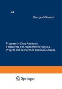 Progress in Drug Research 44 / Fortschritte der Arzneimittelfors