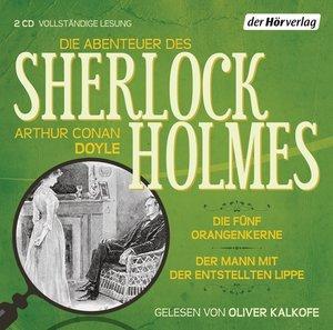 Sherlock Holmes-Orangenkerne & Lippe