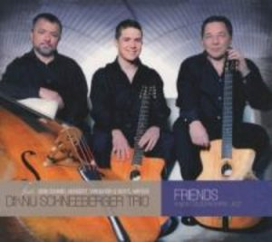 Friends - A New Colour In Gypsy Jazz
