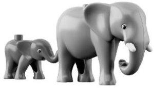 LEGO® Duplo 6156 - Safari-Abenteuer