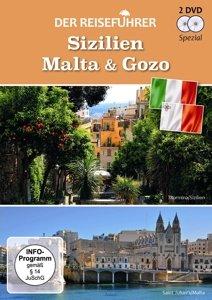 Sizilien,Malte & Gozo-Der Reiseführer