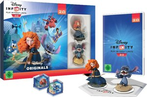 Disney Infinity 2.0 - Toybox Combo-Set - Disney Originals