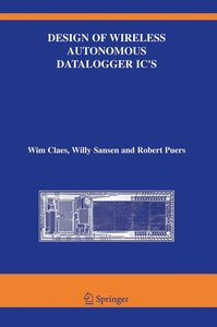Design of Wireless Autonomous Datalogger IC's