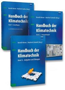 Handbuch der Klimatechnik. 3 Bände