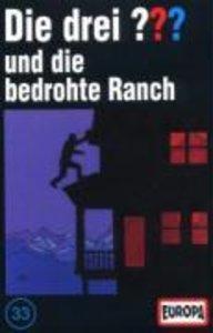 Die drei ??? 033 und die bedrohte Ranch (drei Fragezeichen). Cas