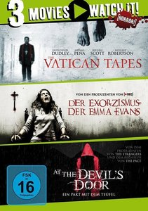 Der Exorzismus der Emma Evans/Vatican Tapes/A