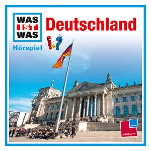 Was ist was Hörspiel-CD: Deutschland