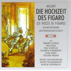 Die Hochzeit Des Figaro (GA)