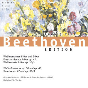 Violinromanzen-Kreutzer-Sonate