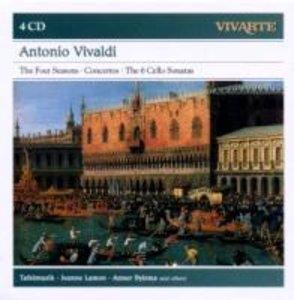 Die Vier Jahreszeiten/Concertos/Cellosonaten