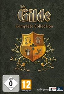 Die Gilde Complete Collection (PC-DVD)