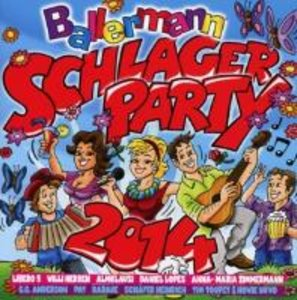 Ballermann Schlagerparty 2014