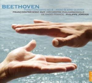 Klavierkonzert 4/Quintett für Bläser und Klavier