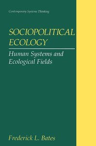 Sociopolitical Ecology