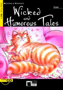 Wicked and Humorous Tales. Mit CD. Pre-Intermediate. Step 4. 9./