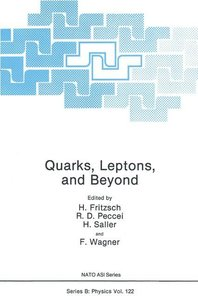 Quarks, Leptons, and Beyond