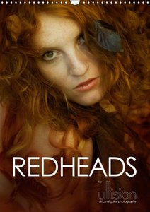 REDHEADS / UK-Version (Wall Calendar 2015 DIN A3 Portrait)