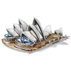 Sydney Opera House - 3D-PUZZLE Wrebbit