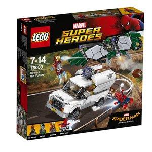 LEGO® Super Heroes 76083 - Spider-Man, Hüte dich vor Vulture