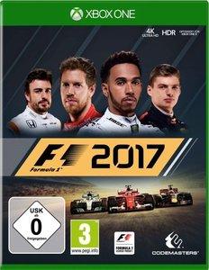 F1 2017 NEU