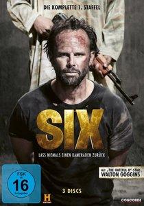 Six-Die Komplette 1.Staffel (DVD)