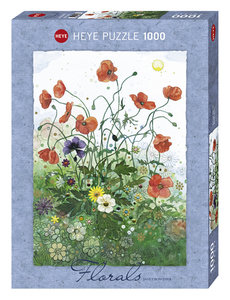 Crowther, J: Red Poppies Puzzle
