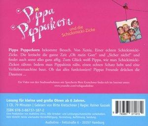 Pippa Pepperkorn und die Schickimicki-Zicke