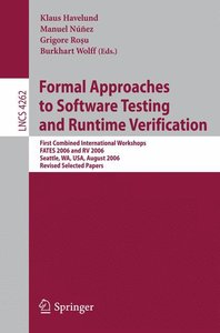 Formal Approaches to Software Testing and Runtime Verification