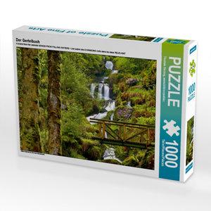 Der Gertelbach 1000 Teile Puzzle quer